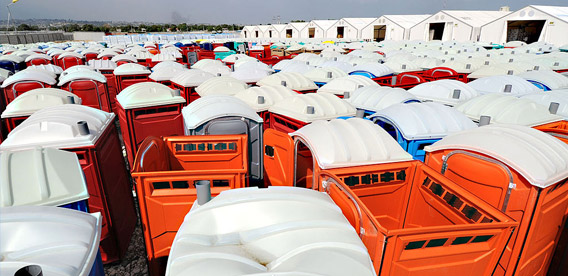 Champion Portable Toilets in Victoria, TX
